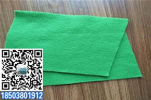 绿化防尘盖土土工布产品实拍