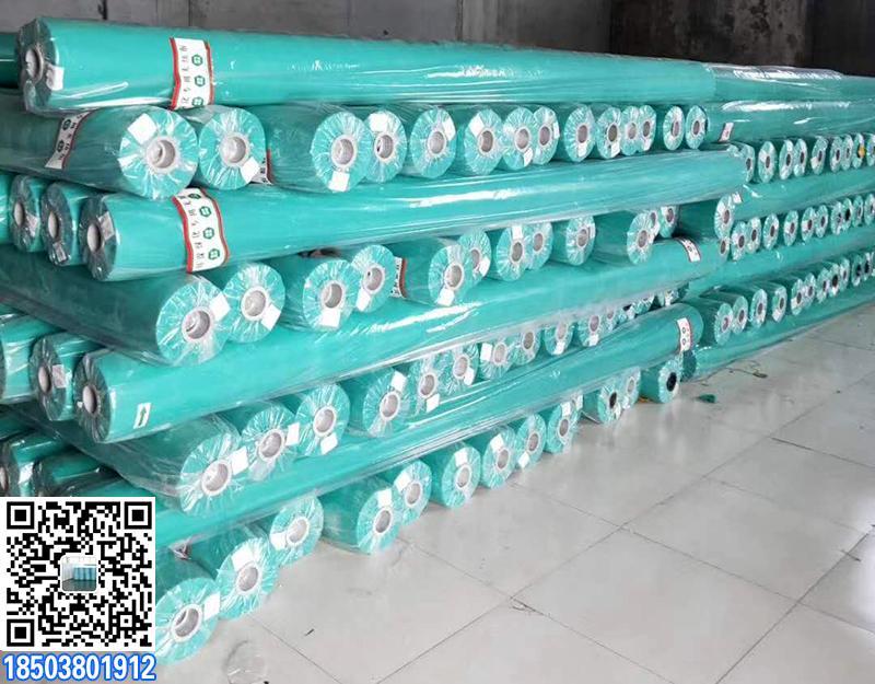 建筑工地环保绿化盖士防尘土工布无纺布恢复生产