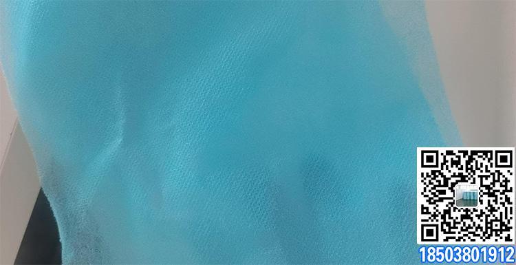 医用口罩无纺布大量出货中 蓝色口罩布 白色口罩布